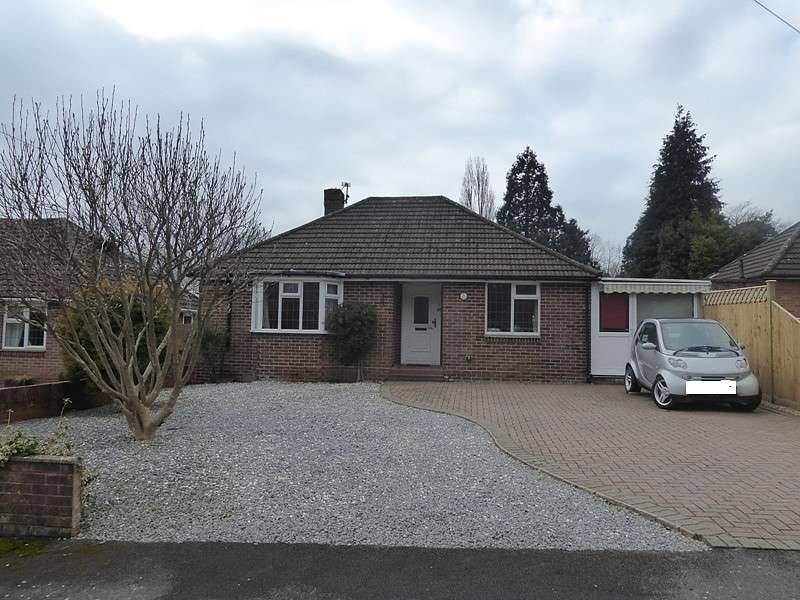 2 Bedrooms Detached Bungalow for sale in Bridge Close, Bursledon, Southampton, SO31