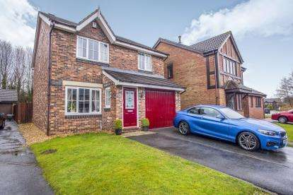 4 Bedrooms Detached House for sale in Ashdown Drive, Clayton-Le-Woods, Chorley, Lancashire