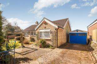 3 Bedrooms Bungalow for sale in Dover Road, Guston, Dover, Kent
