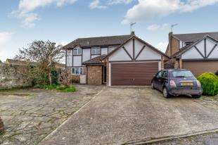 4 Bedrooms Detached House for sale in Whitchurch Close, Maidstone, Kent, .