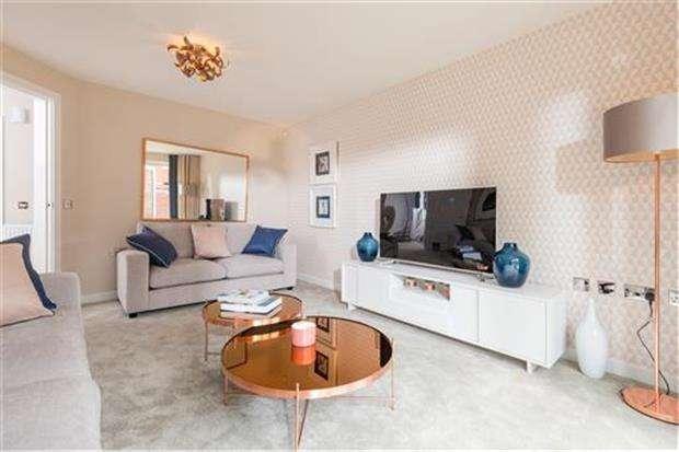 4 Bedrooms Detached House for sale in Hardwicke Grange, Quedgeley, GL2 4QE
