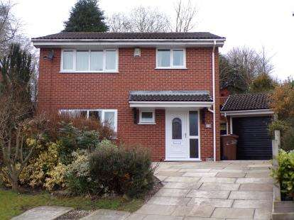 4 Bedrooms Detached House for sale in Clover Field, Clayton-Le-Woods, Chorley, Lancashire, PR6