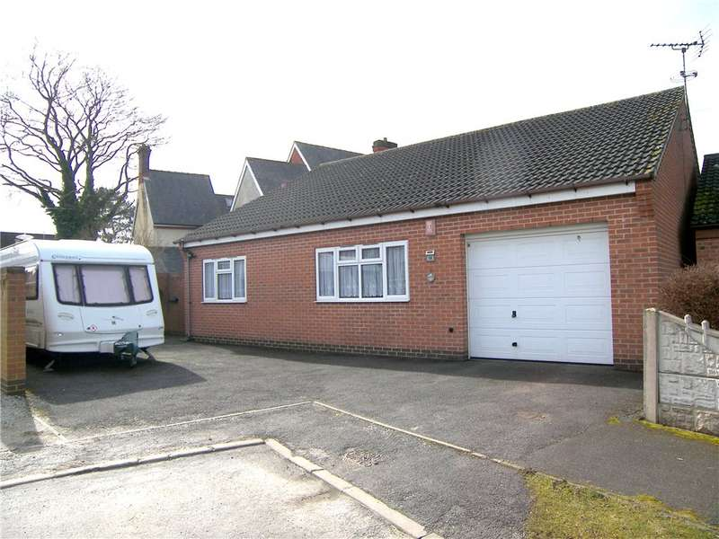 3 Bedrooms Detached Bungalow for sale in Monsal Drive, South Normanton, Alfreton, Derbyshire, DE55