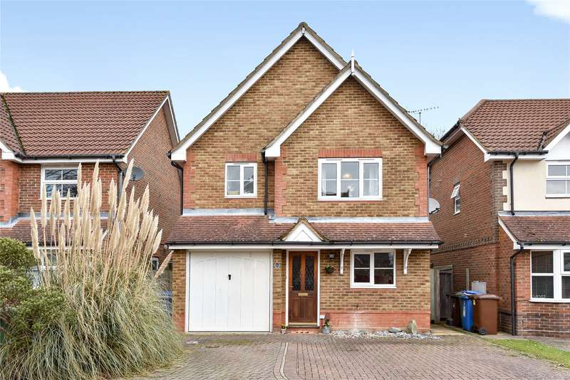 3 Bedrooms Detached House for sale in Gloucestershire Lea, Warfield, Berkshire, RG42