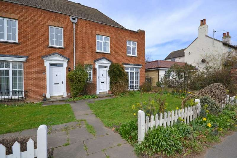 3 Bedrooms End Of Terrace House for sale in Shepperton