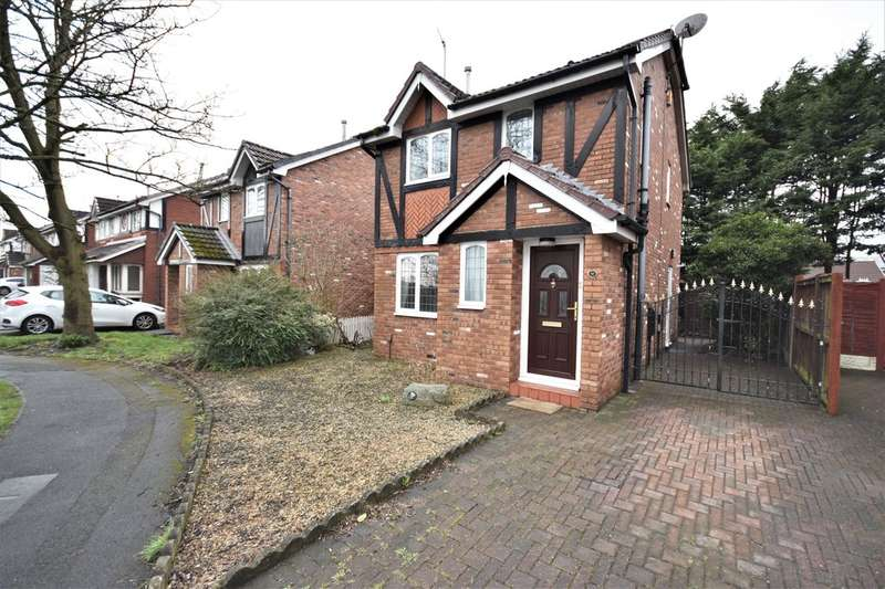 3 Bedrooms Detached House for sale in Mansfield Road, Blackpool
