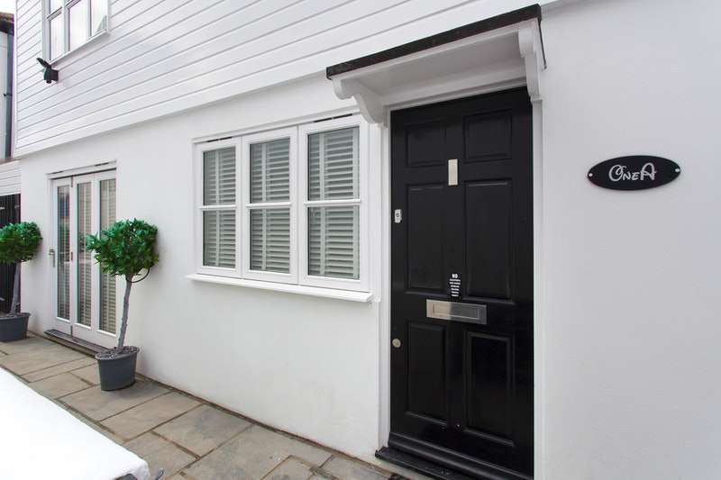 3 Bedrooms Link Detached House for sale in Camden Terrace, Brighton, East Sussex, BN1