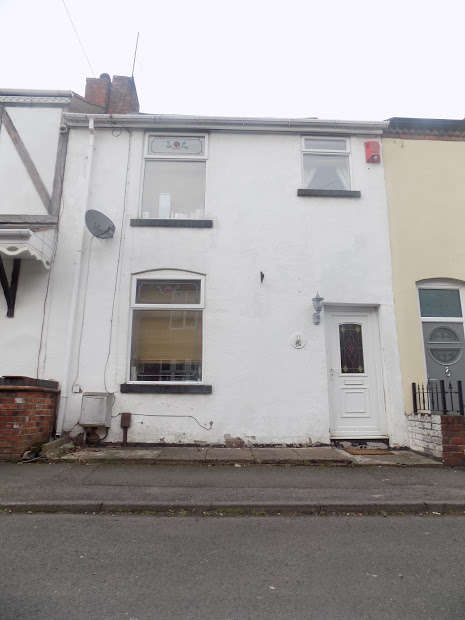 3 Bedrooms Terraced House for sale in DUDLEY, West Midlands, DY1