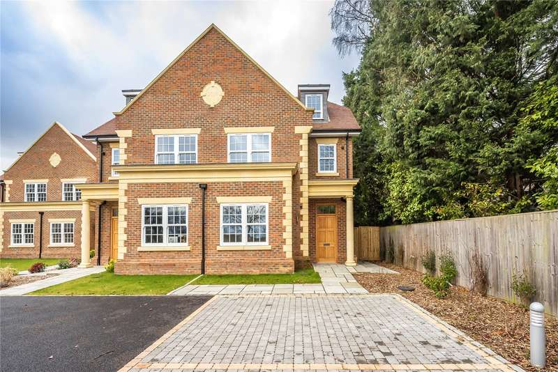 4 Bedrooms Semi Detached House for sale in Conran Place, Amersham Road, Beaconsfield, HP9