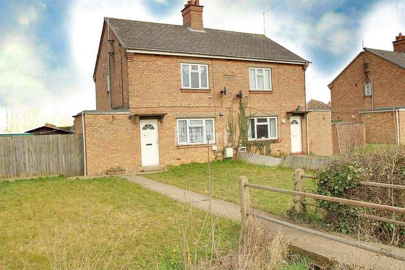 3 Bedrooms Semi Detached House for sale in Gorefield Rd, Leverington