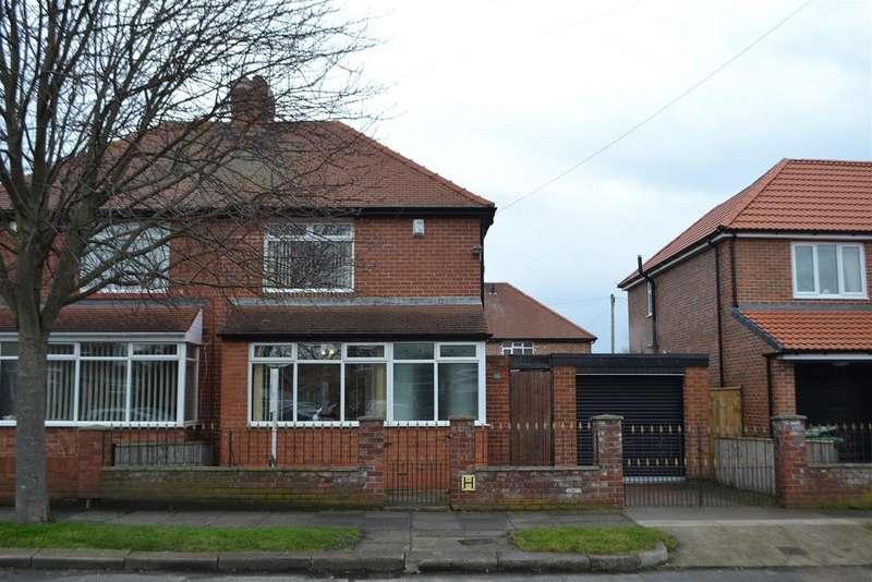 2 Bedrooms Semi Detached House for sale in Netherburn Road, Sunderland