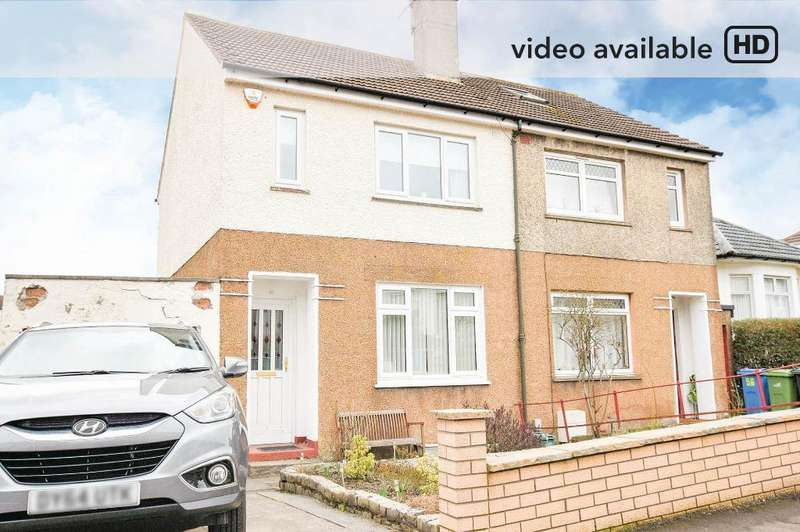 2 Bedrooms Semi-detached Villa House for sale in Stamperland Gardens , Stamperland, Clarkston , Glasgow , G76 8HG