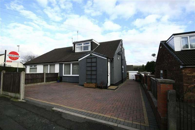 4 Bedrooms Semi Detached House for sale in 26, Smith Hill, Milnrow, Rochdale, OL16