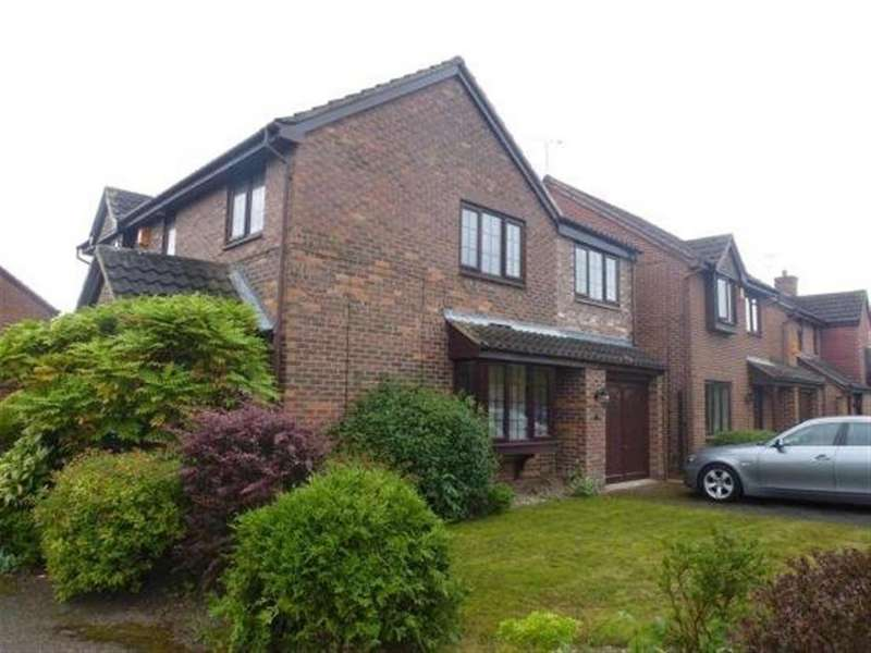 5 Bedrooms Detached House for rent in Cranberry Close, West Bridgford