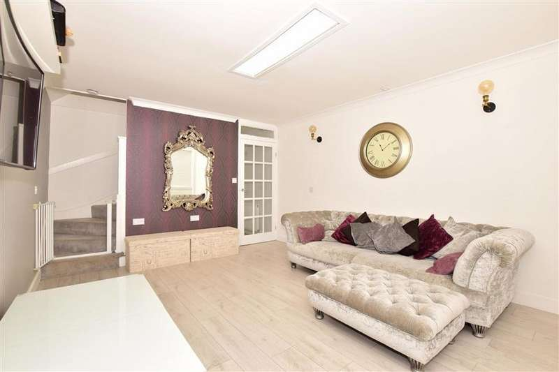 2 Bedrooms End Of Terrace House for sale in Shearwood Crescent, Crayford, Kent