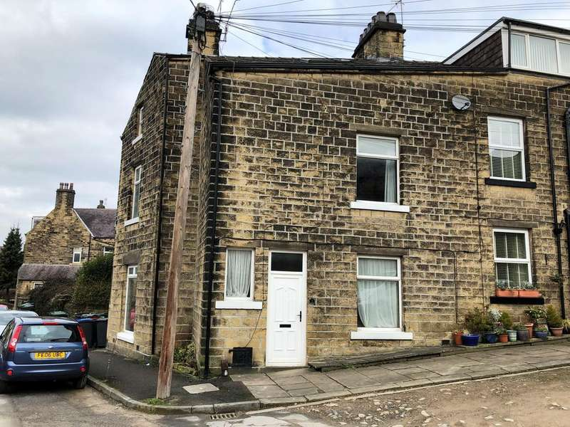 4 Bedrooms Terraced House for sale in Foulds Terrace, Bingley BD16