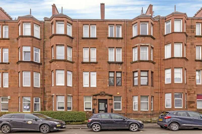 2 Bedrooms Flat for sale in 1/1, 6 Jura Street, Glasgow, Lanarkshire, G52
