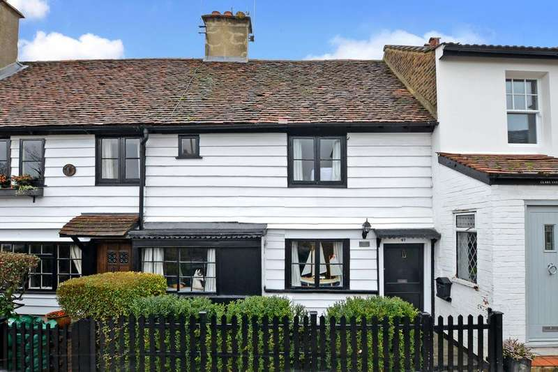 2 Bedrooms Cottage House for sale in Oak Cottage High Street, Thames Ditton, Thames Ditton, KT7