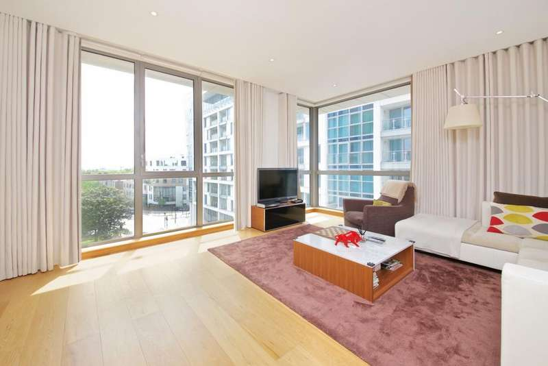 2 Bedrooms Flat for sale in Melrose Apartments, Winchester Road, Swiss Cottage, NW3