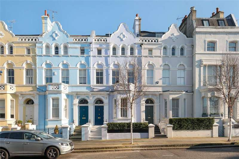 5 Bedrooms Terraced House for sale in Lansdowne Road, Notting Hill, London