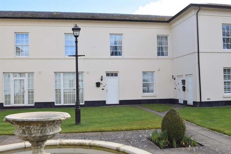 2 Bedrooms Apartment Flat for sale in 20 Oxon Hall, Holyhead Road, Bicton, Shrewsbury, SY3 8BW