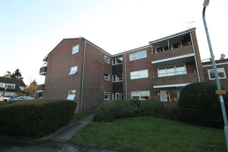 2 Bedrooms Apartment Flat for rent in Conningsby Court, The Dell