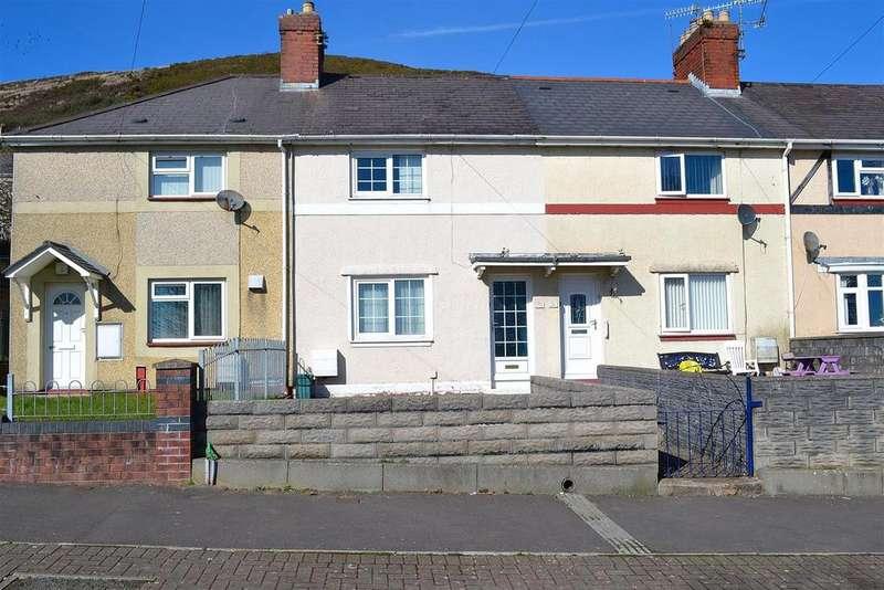 2 Bedrooms Terraced House for sale in Danygraig Road, Port Tennant, Swansea