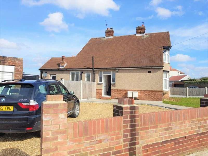 4 Bedrooms Semi Detached Bungalow for rent in Clayhall Avenue, Ilford, Essex