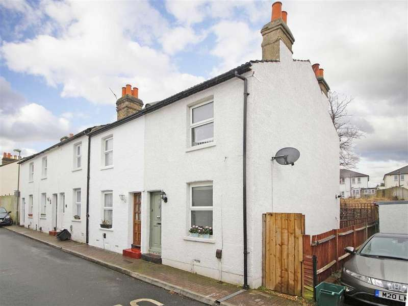 2 Bedrooms End Of Terrace House for sale in Victoria Road, Chislehurst, Kent