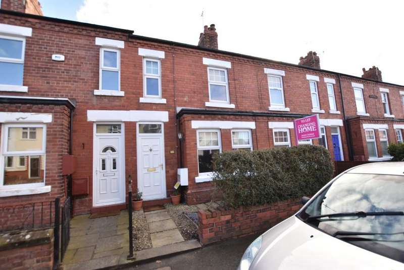 2 Bedrooms Terraced House for rent in Clare Avenue, Hoole