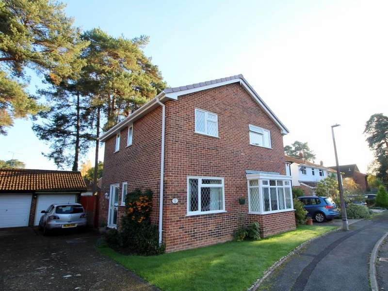 3 Bedrooms Detached House for rent in Grebe Close, Creekmoor