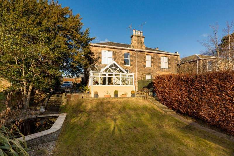 4 Bedrooms Semi Detached House for sale in 2 Lothian Bank, Eskbank, EH22 3AN