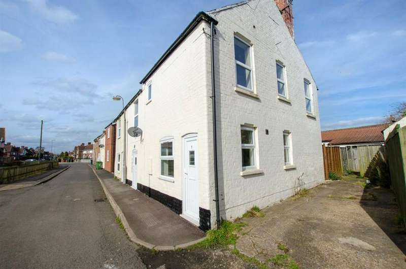 2 Bedrooms Terraced House for rent in Brady Street, Boston, Lincolnshire