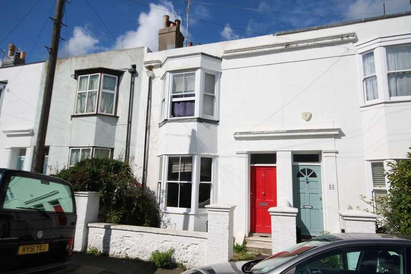 3 Bedrooms Terraced House for sale in WEST HILL STREET, BRIGHTON