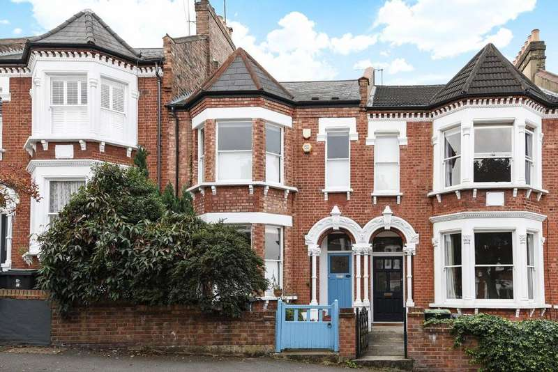 4 Bedrooms Semi Detached House for sale in Inderwick Road, Crouch End