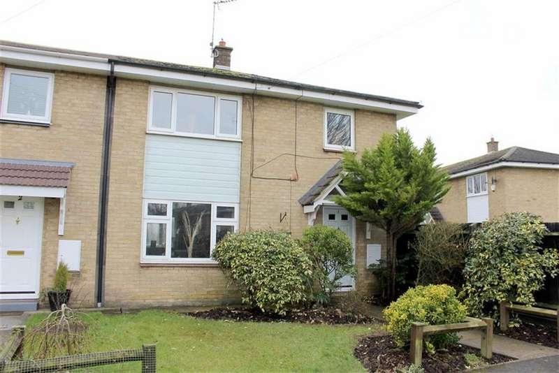 3 Bedrooms Terraced House for sale in Astley Walk, Temple Herdewyke, CV47