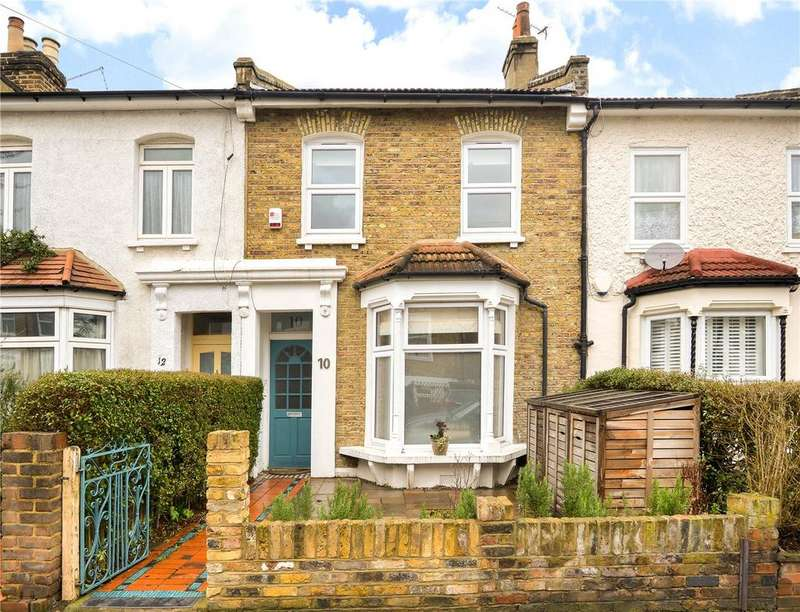 4 Bedrooms Terraced House for sale in Dunstans Road, East Dulwich, London, SE22