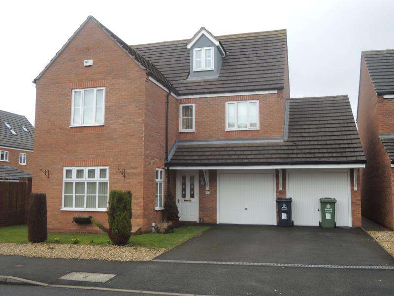 5 Bedrooms Detached House for rent in Amble Close, Streetly B74 2FP