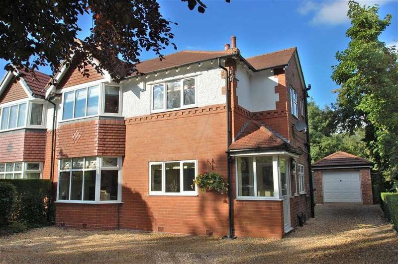 4 Bedrooms Semi Detached House for sale in Broadoak Road, Bramhall, Cheshire
