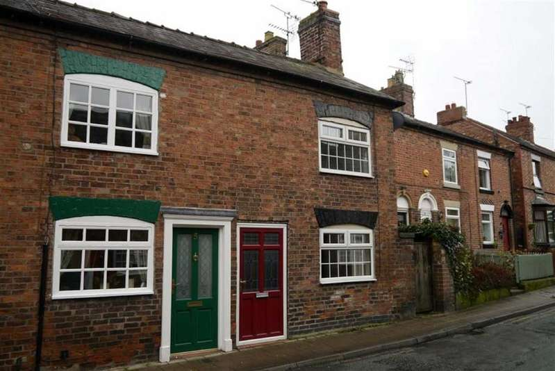 2 Bedrooms End Of Terrace House for sale in Marsh Lane, Nantwich, Cheshire