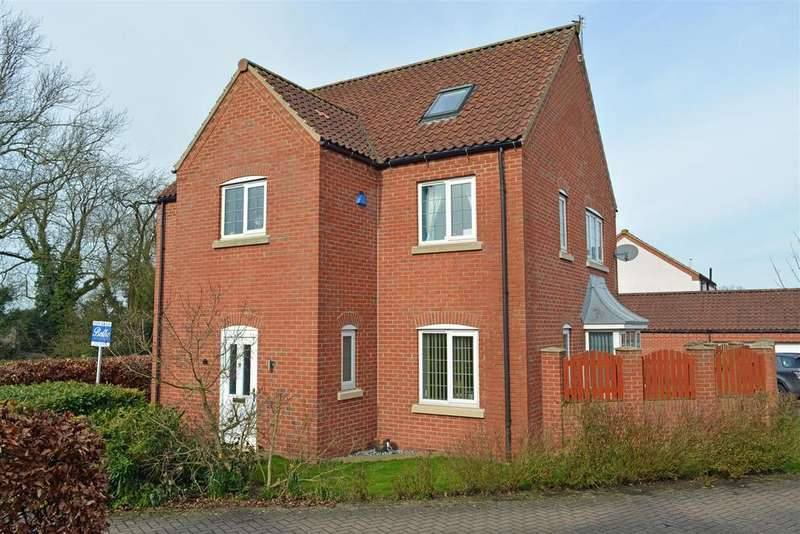 6 Bedrooms Detached House for sale in Westfield, Scotton, Gainsborough