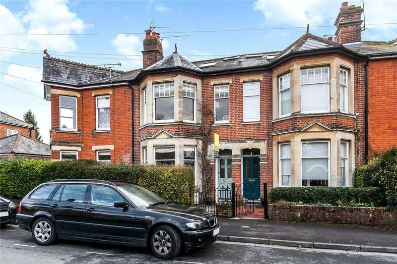 4 Bedrooms Terraced House for sale in St. Faiths Road, Winchester, Hampshire, SO23