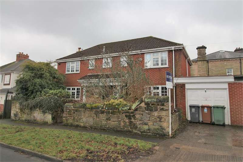 4 Bedrooms Detached House for sale in Woodfield Road, Bebington, Wirral, CH63 3DX