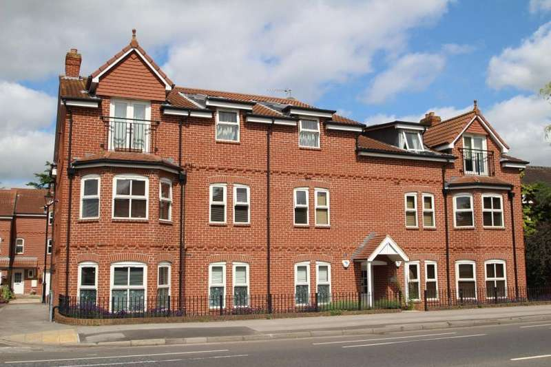 2 Bedrooms Apartment Flat for rent in SAMIAN HOUSE, TADCASTER ROAD, YO24 1QD