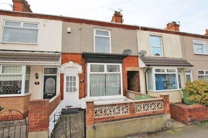 2 Bedrooms Terraced House for sale in FULLER STREET, CLEETHORPES
