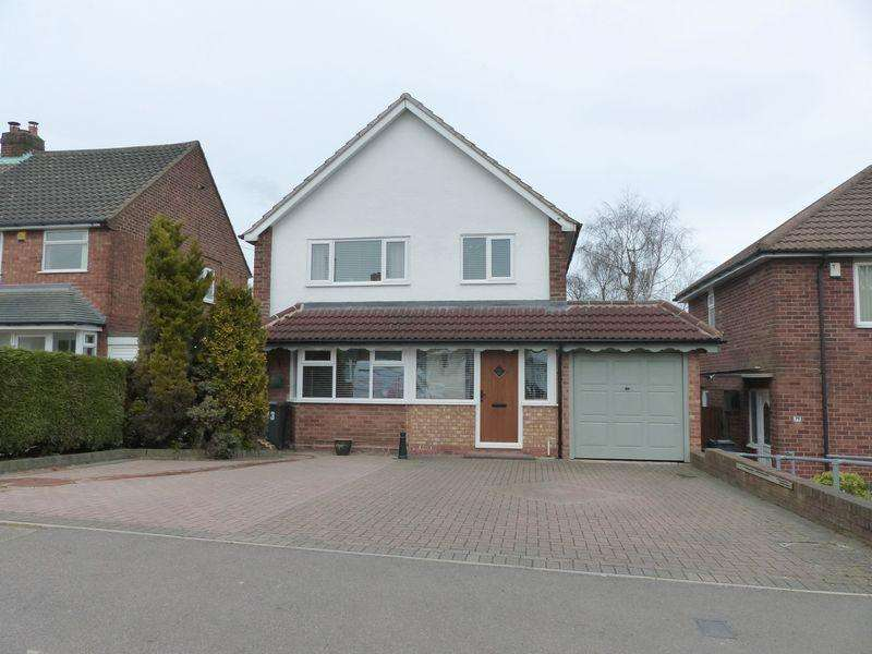 3 Bedrooms Detached House for sale in Romney Way, Great Barr