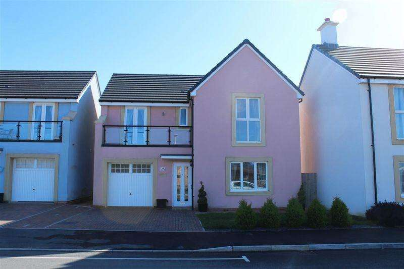 4 Bedrooms Detached House for sale in Whitney Crescent, Haywood Village