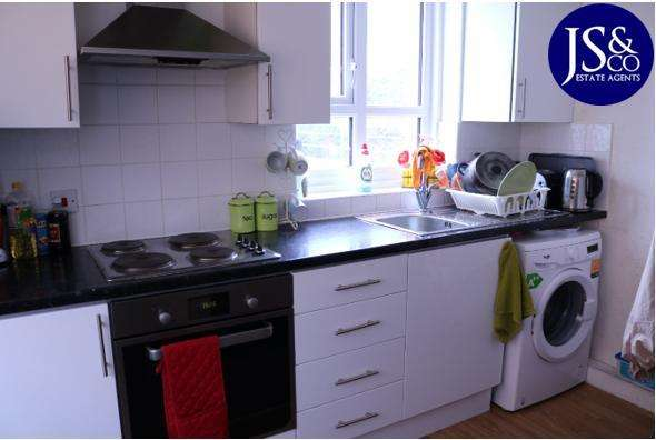 2 Bedrooms Flat for sale in Newton House, Enfield, London, EN3 7TT