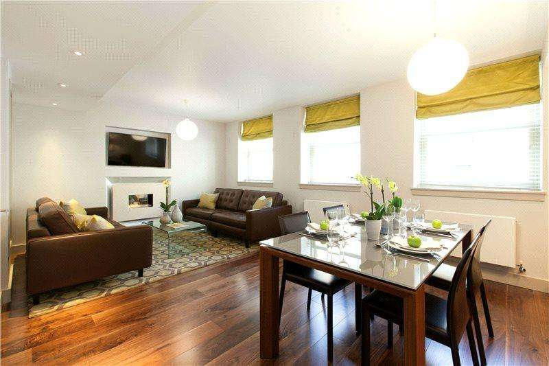 3 Bedrooms Flat for rent in Bentinck Street, London, W1U