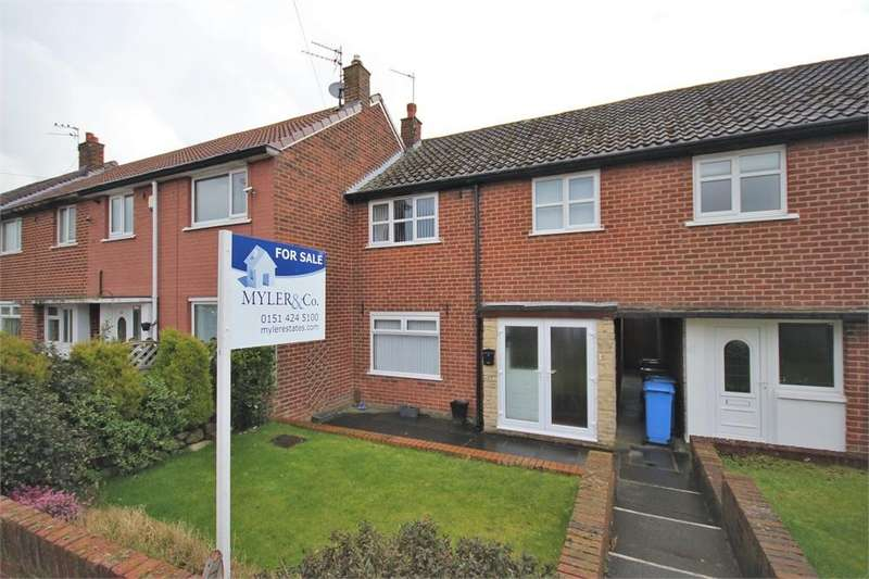 3 Bedrooms Terraced House for sale in Royal Avenue, WIDNES, Cheshire